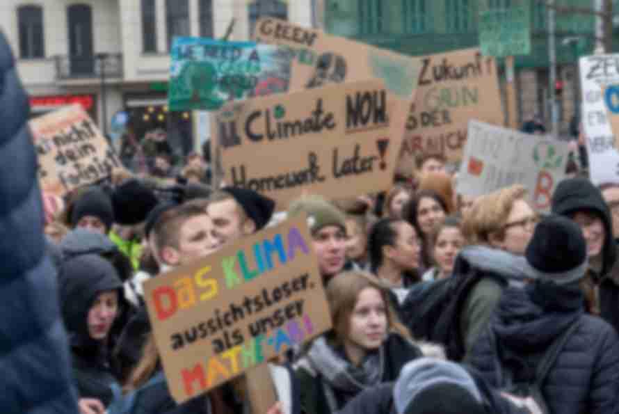 Artikelbild: Podcast-Folge: Endlich mehr Klimaschutz!