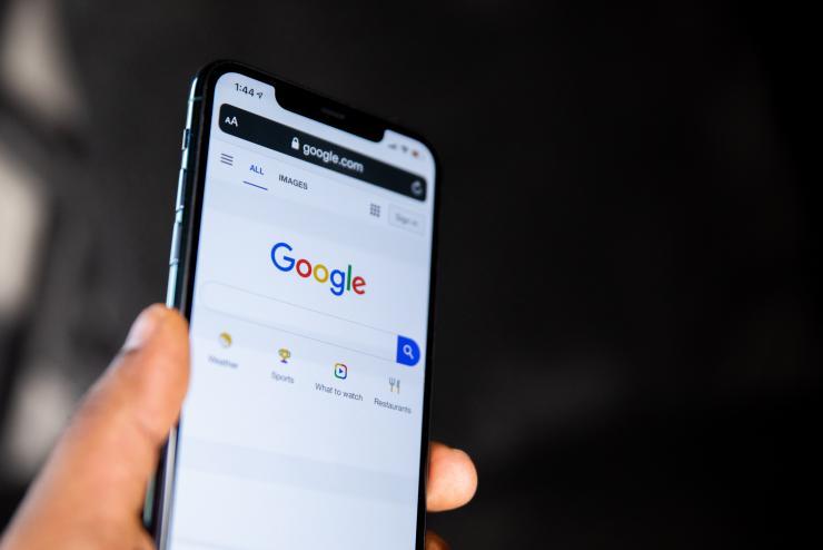 Artikelbild: Google und Jens Spahn - eine fragwürdige Zusammenarbeit